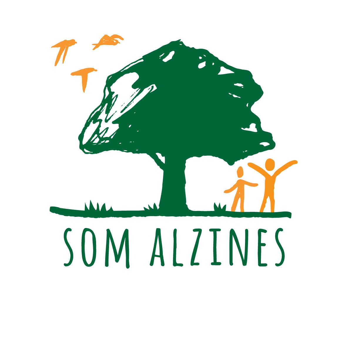 Som alzines Logo